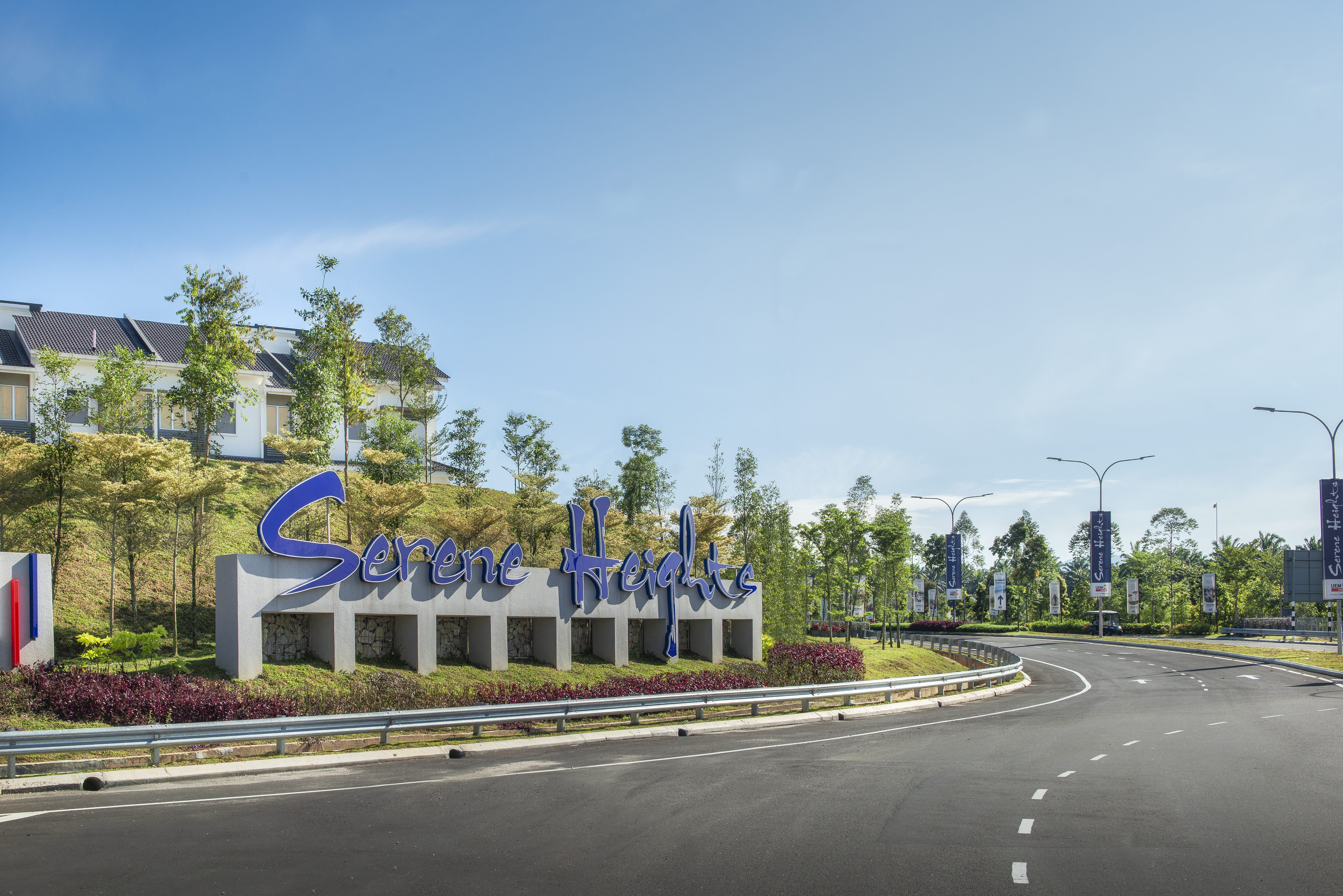 Serene Heights by UEM Sunrise in Bangi Site View