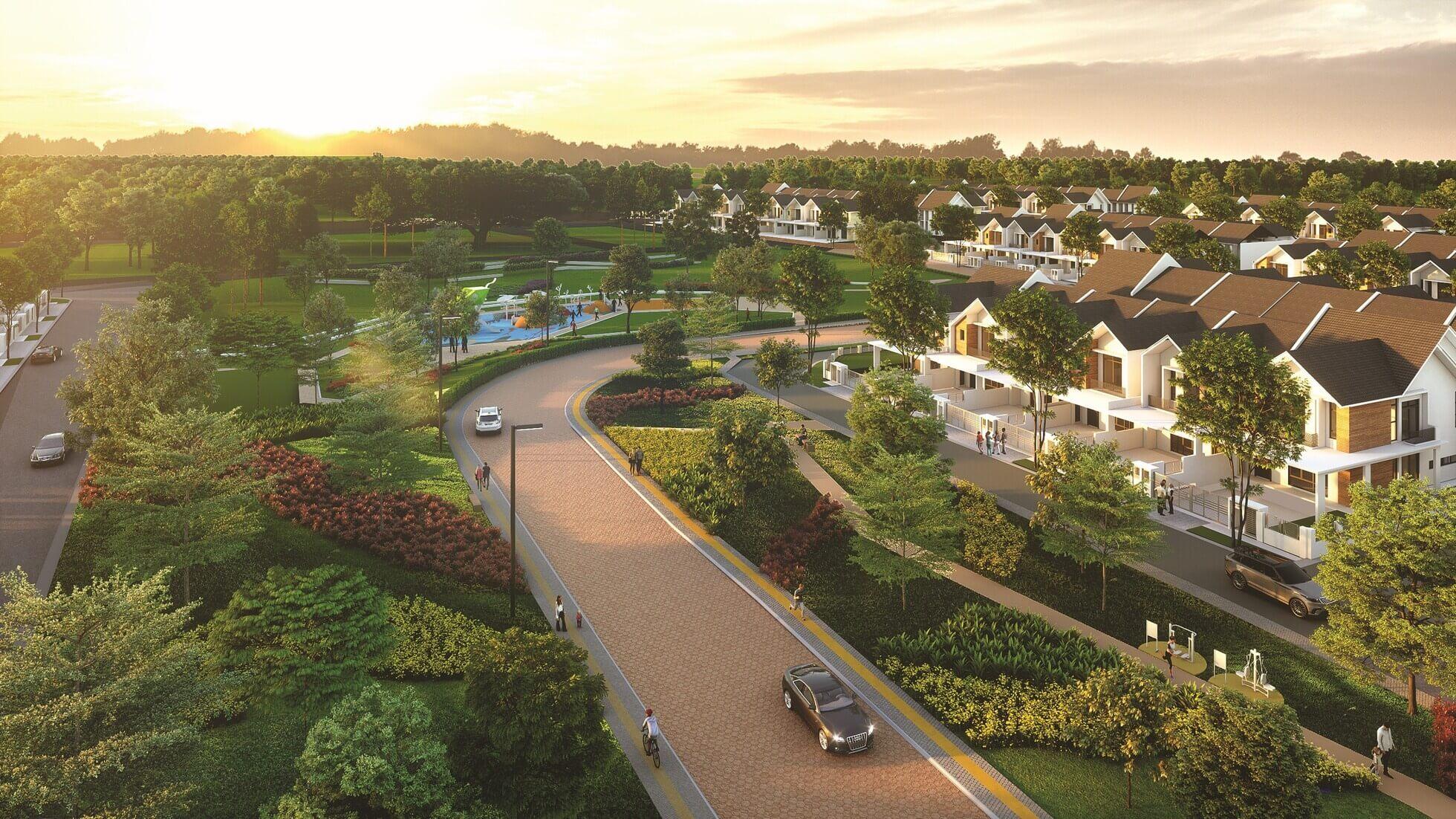 Senadi Hills Landscape